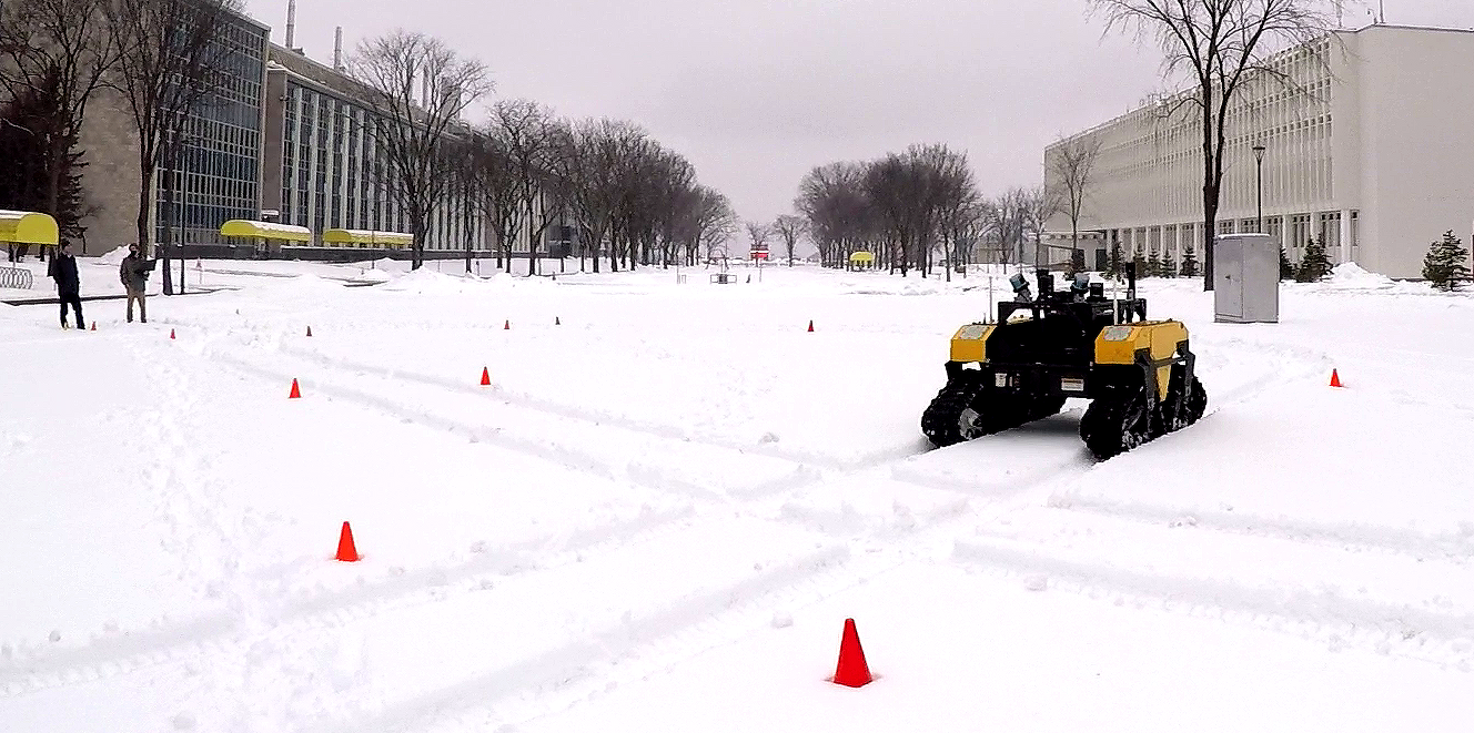 Project SNOW update: Better mapping for Lidar Teach & Repeat capability