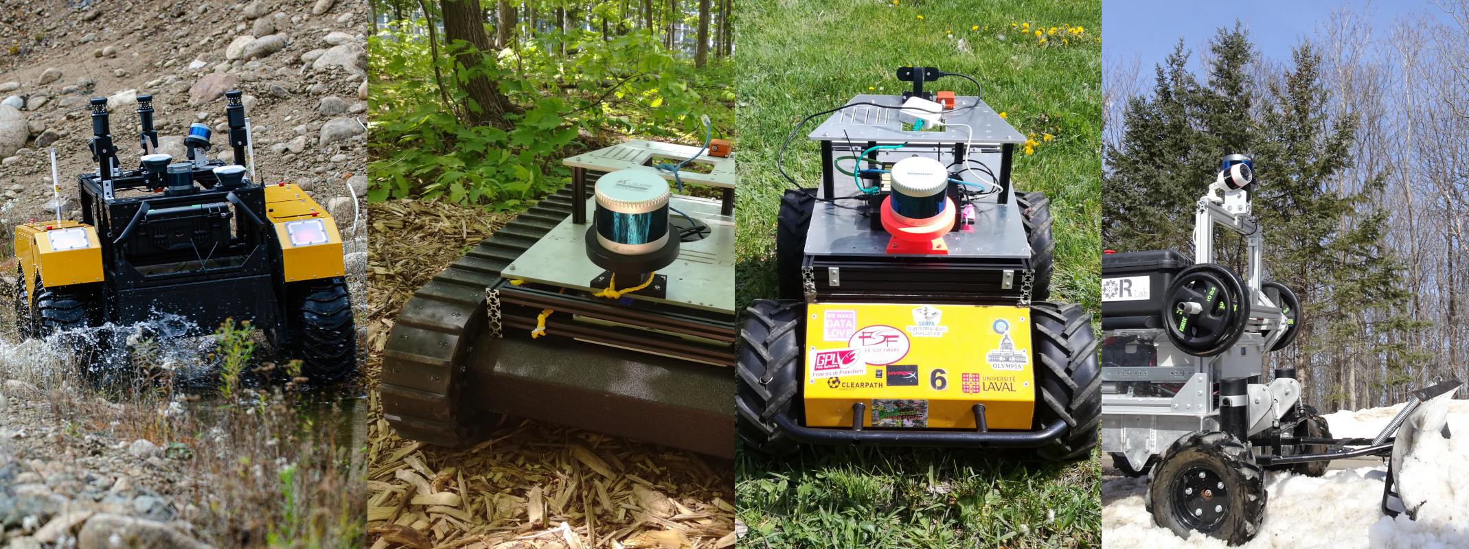 Norlab robots